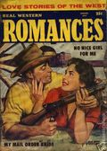 Real Western Romances (1952-1957 Columbia Publications) Pulp 2nd Series Vol. 7 #1