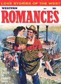 Western Romances (1957-1960 Columbia Publications) Pulp 2nd Series Vol. 8 #4