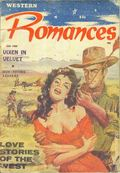 Western Romances (1957-1960 Columbia Publications) Pulp 2nd Series Vol. 9 #1