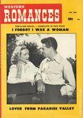 Western Romances (1957-1960 Columbia Publications) Pulp 2nd Series Vol. 10 #1