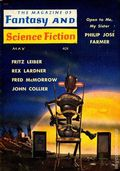 Fantasy and Science Fiction (1949-Present Mercury Publications) Pulp Vol. 18 #5