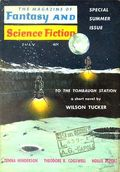 Fantasy and Science Fiction (1949-Present Mercury Publications) Pulp Vol. 19 #1