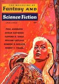 Fantasy and Science Fiction (1949-Present Mercury Publications) Pulp Vol. 20 #1