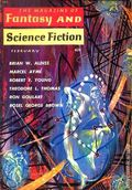 Magazine of Fantasy and Science Fiction (1949-Present Mercury Publications) Vol. 20 #2