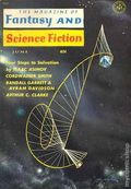 Magazine of Fantasy and Science Fiction (1949-Present Mercury Publications) Vol. 20 #6