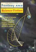 Magazine of Fantasy and Science Fiction (1949-Present Mercury Publications) Pulp Vol. 20 #6