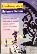 Fantasy and Science Fiction (1949-Present Mercury Publications) Pulp Vol. 21 #2