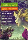 Fantasy and Science Fiction (1949-Present Mercury Publications) Pulp Vol. 21 #3