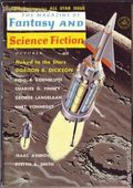 Fantasy and Science Fiction (1949-Present Mercury Publications) Pulp Vol. 21 #4