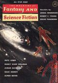 Magazine of Fantasy and Science Fiction (1949-Present Mercury Publications) Vol. 22 #3