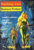 Fantasy and Science Fiction (1949-Present Mercury Publications) Pulp Vol. 25 #1