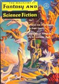 Fantasy and Science Fiction (1949-Present Mercury Publications) Pulp Vol. 25 #5