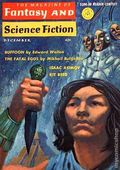 Fantasy and Science Fiction (1949-Present Mercury Publications) Pulp Vol. 27 #6
