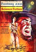 Fantasy and Science Fiction (1949-Present Mercury Publications) Pulp Vol. 30 #3