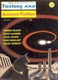 Magazine of Fantasy and Science Fiction (1949-Present Mercury Publications) Vol. 31 #1