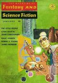 Fantasy and Science Fiction (1949-Present Mercury Publications) Pulp Vol. 32 #1