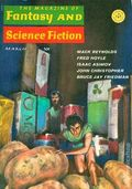 Magazine of Fantasy and Science Fiction (1949-Present Mercury Publications) Pulp Vol. 32 #3