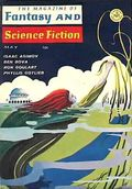 Fantasy and Science Fiction (1949-Present Mercury Publications) Pulp Vol. 32 #5
