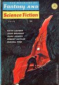 Fantasy and Science Fiction (1949-Present Mercury Publications) Pulp Vol. 33 #1