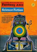 Magazine of Fantasy and Science Fiction (1949-Present Mercury Publications) Vol. 33 #2