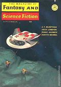 Fantasy and Science Fiction (1949-Present Mercury Publications) Pulp Vol. 33 #3