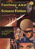 Fantasy and Science Fiction (1949-Present Mercury Publications) Pulp Vol. 33 #5