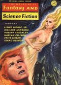 Fantasy and Science Fiction (1949-Present Mercury Publications) Pulp Vol. 34 #1