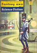 Magazine of Fantasy and Science Fiction (1949-Present Mercury Publications) Vol. 35 #1