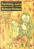 Fantasy and Science Fiction (1949-Present Mercury Publications) Pulp Vol. 35 #2