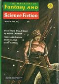 Fantasy and Science Fiction (1949-Present Mercury Publications) Pulp Vol. 35 #5