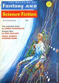 Magazine of Fantasy and Science Fiction (1949-Present Mercury Publications) Vol. 35 #6