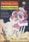 Fantasy and Science Fiction (1949-Present Mercury Publications) Pulp Vol. 36 #1