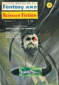 Fantasy and Science Fiction (1949-Present Mercury Publications) Pulp Vol. 36 #4