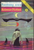 Fantasy and Science Fiction (1949-Present Mercury Publications) Pulp Vol. 39 #2