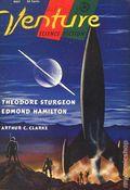 Venture Science Fiction (1957-1970 Fantasy House) Vol. 2 #3