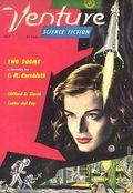 Venture Science Fiction (1957-1970 Fantasy House) Vol. 2 #4