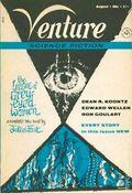 Venture Science Fiction (1957-1970 Fantasy House) Vol. 3 #2