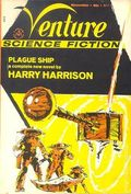 Venture Science Fiction (1957-1970 Fantasy House) Vol. 3 #3