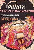 Venture Science Fiction (1957-1970 Fantasy House) Vol. 4 #1