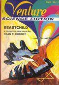 Venture Science Fiction (1957-1970 Fantasy House) Vol. 4 #3