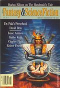 Magazine of Fantasy and Science Fiction (1949-Present Mercury Publications) Pulp Vol. 79 #1