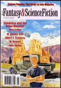 Magazine of Fantasy and Science Fiction (1949-Present Mercury Publications) Vol. 104 #1