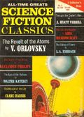 Science Fiction Classics (1967-1968 Ultimate) Pulp 4