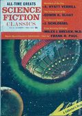 Science Fiction Classics (1967-1968 Ultimate) Pulp 5