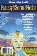 Magazine of Fantasy and Science Fiction (1949-Present Mercury Publications) Vol. 126 #3-4