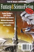 Magazine of Fantasy and Science Fiction (1949-Present Mercury Publications) Vol. 127 #1-2