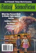 Magazine of Fantasy and Science Fiction (1949-Present Mercury Publications) Vol. 128 #3-4
