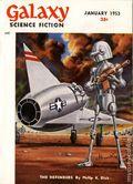 Galaxy Science Fiction (1950-1980 World/Galaxy/Universal) Vol. 5 #4