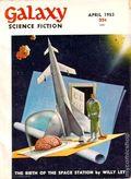 Galaxy Science Fiction (1950-1980 World/Galaxy/Universal) Vol. 6 #1