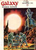 Galaxy Science Fiction (1950-1980 World/Galaxy/Universal) Vol. 6 #6